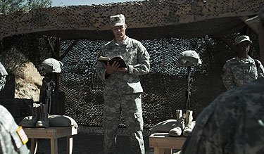 Become An Army Chaplain