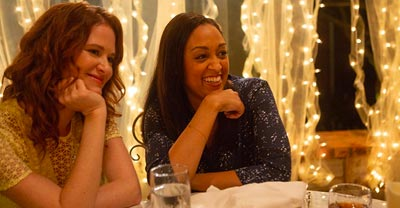 Tia Mowry Returns to the Big Screen as a Military Wife